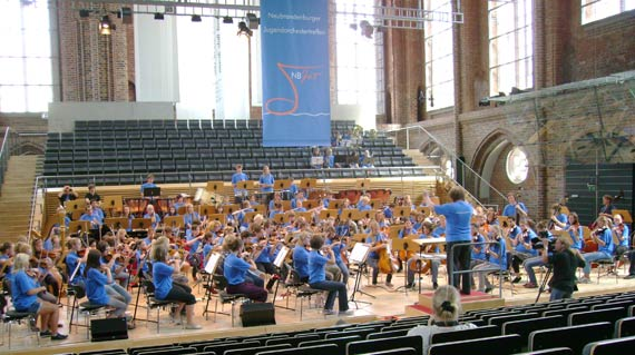 Young Concerts - Internationales Jugendorchesterfestival Neubrandenburg